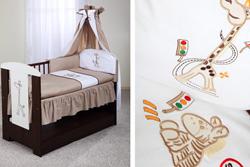 Детские кроватки и колыбели