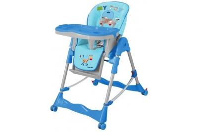 Стульчик для кормления baby mix RT-002SW blue.