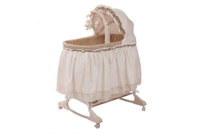 Люлька для новорожденных Pituso BOLERO с удлиненной юбочкой.