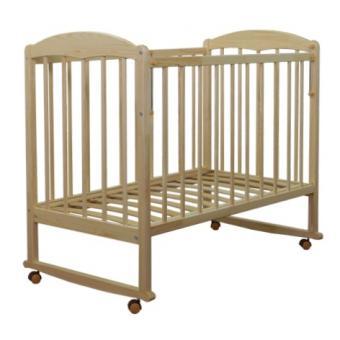 Кровать детская СКВ-Комп арт.120115 цвет береза.