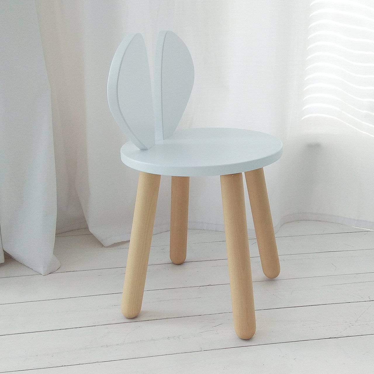 Детский стульчик Зайка.