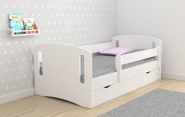 Кровать детская Хэппи-3 (модель 3) с матрасом.