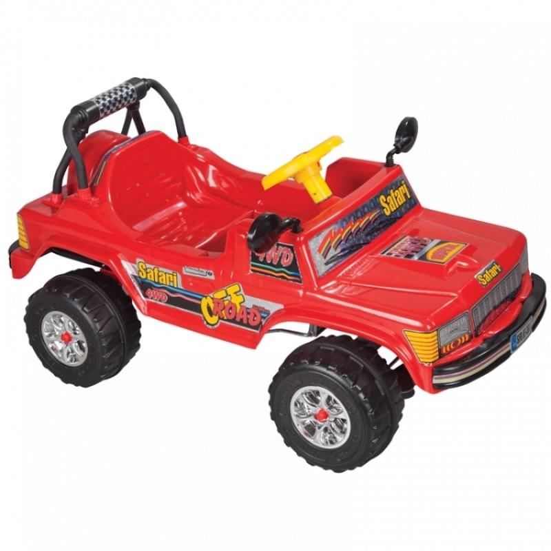 Педальная машина Сафари 07-301