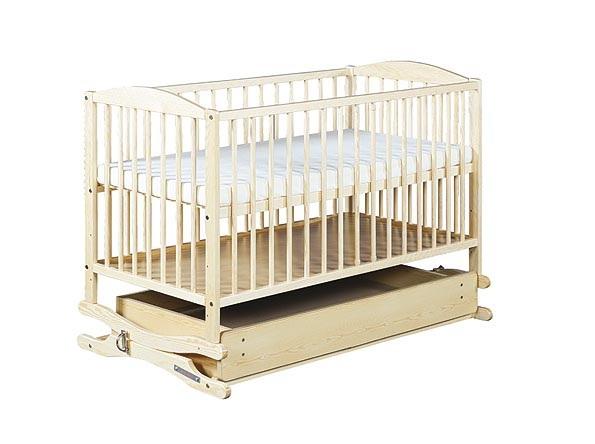 Детская кроватка KLUPS Radek.