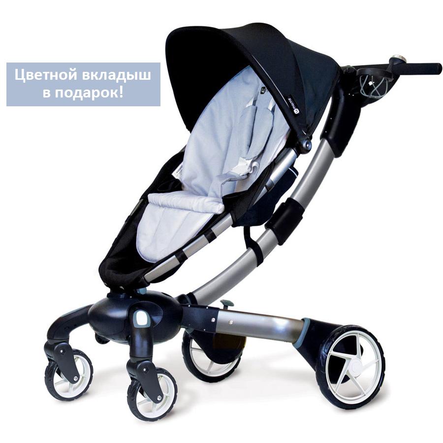 Прогулочная коляска 4moms Оrigami (роботизированная).