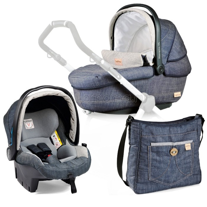 Peg Perego SET MODULAR SL DENIM.