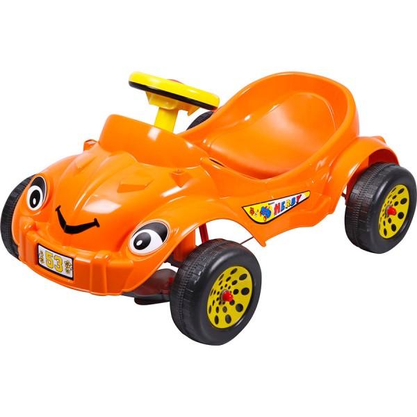 Детская педальная машина Happy Herby