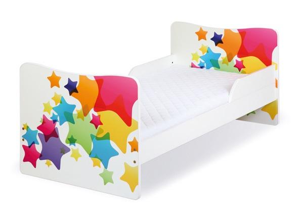 Кровать детская от года Klups TIMO ЗВЕЗДЫ