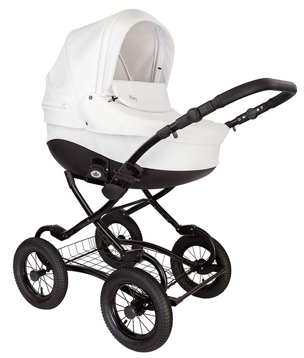 Детская коляска Tutis Classic New цвет синий.