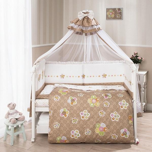 Комплект постельного белья Тиффани (7 предметов)
