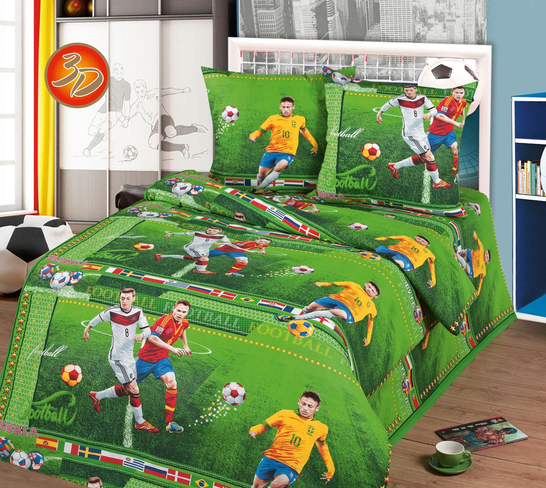 Детское постельное для подростков «Форвард».