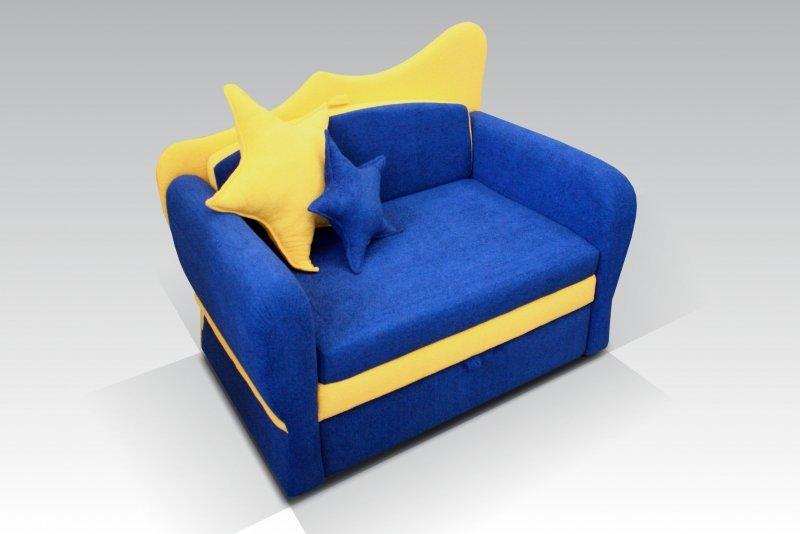 """Детский диван кровать """"Облачко""""."""