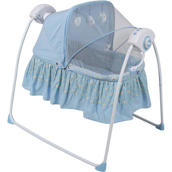 Качели для новорожденных  Pituso Viana TY-009 голубой.