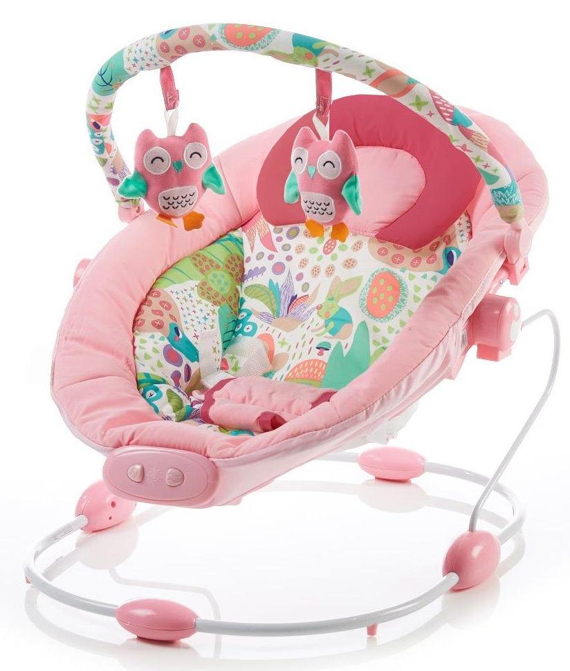 Детский шезлонг Baby Mix BR245-2