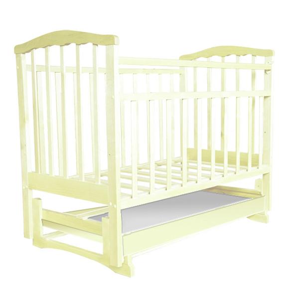 Детская кроватка Золушка-4.
