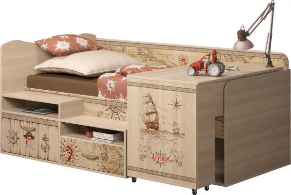 Кровать детская Квест-12.