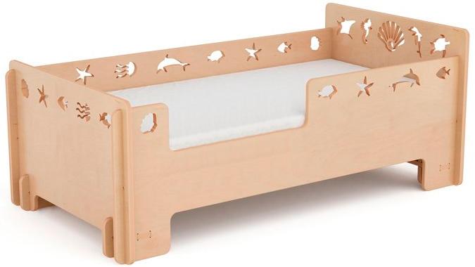 Кровать детская Minima Ocean (Минима Океан).