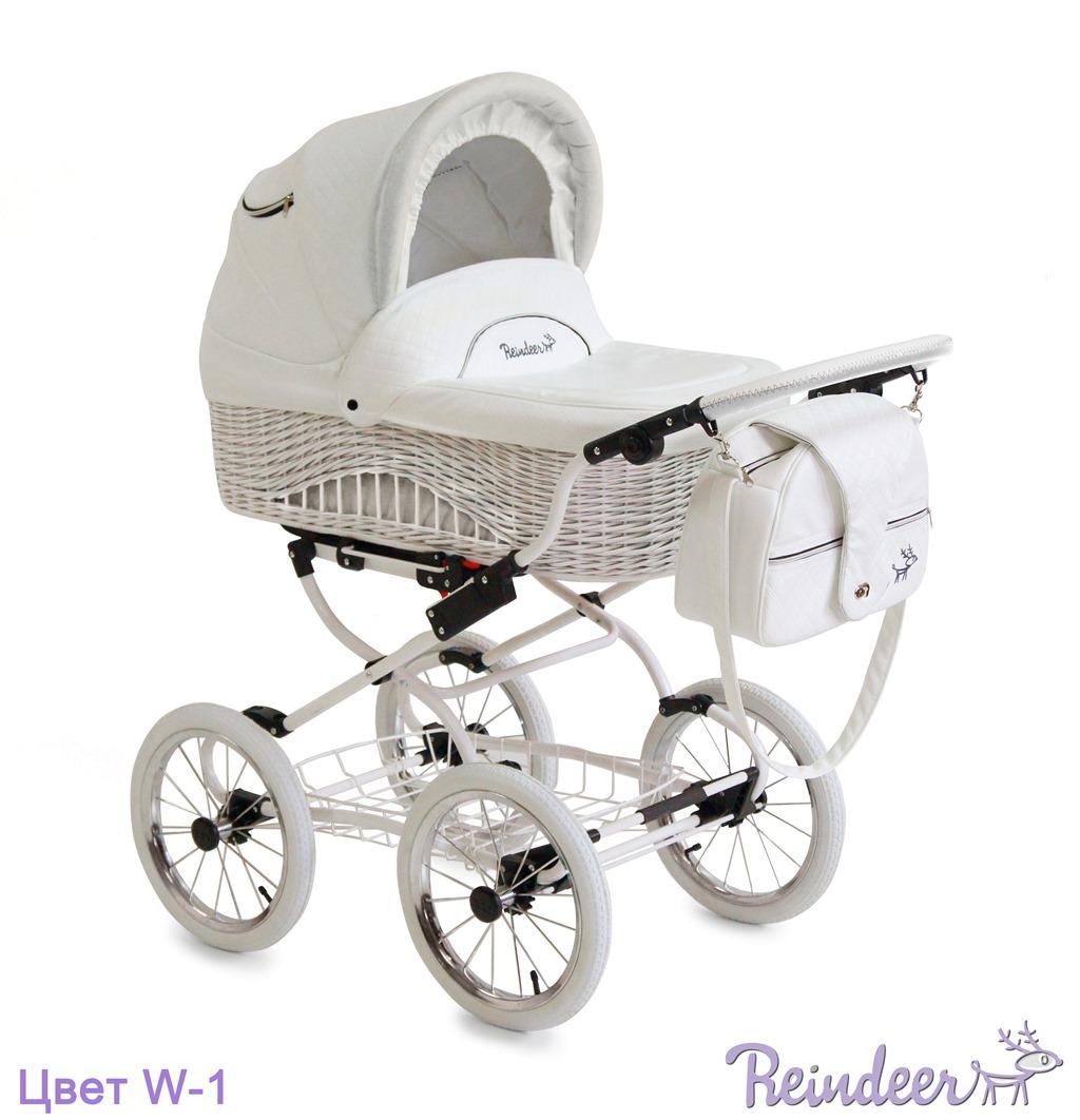 Детская универсальная коляска Reindeer Wiklina.