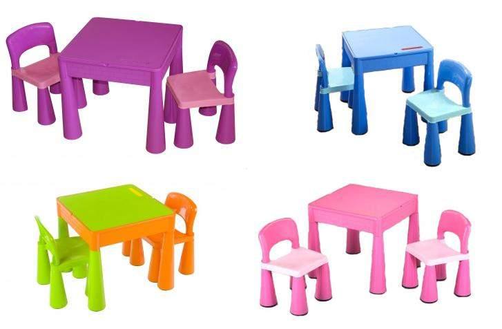 Десткий комплект мебели Tega baby Mamut.