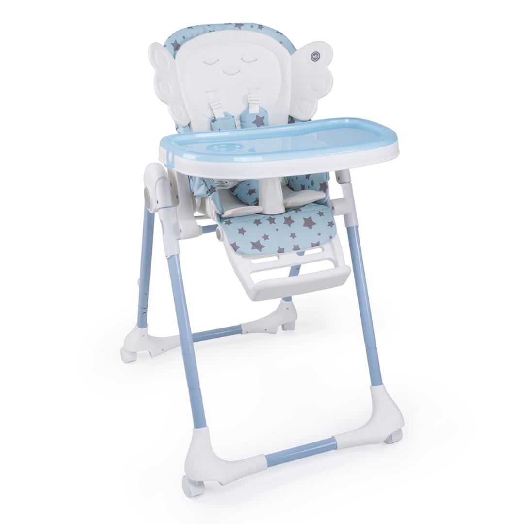 "Стульчик  для кормления Happy Baby ""WINGY"" blue."