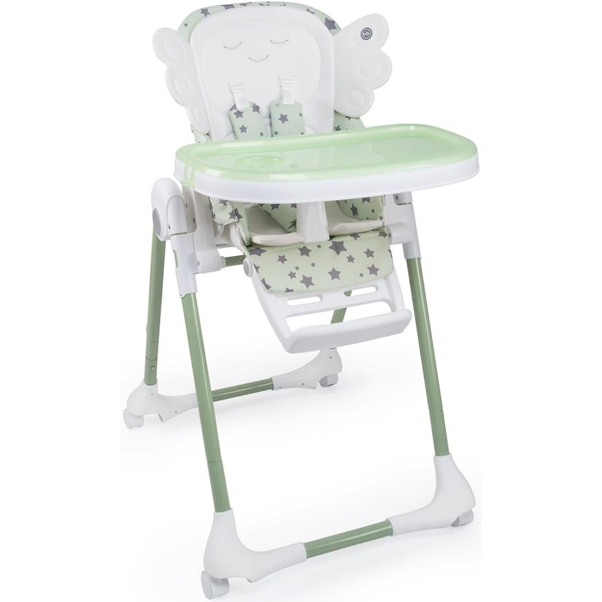 "Стульчик  для кормления Happy Baby ""WINGY"" green."