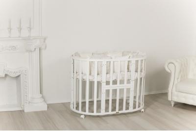 Кроватка детская «Uoma Da Vinchi» Incanto 10в1+ маятник!