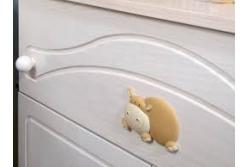Комод с пеленатором Drewex Hippo