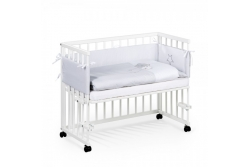 Детская приставная кроватка Klups Piccolo Duo.