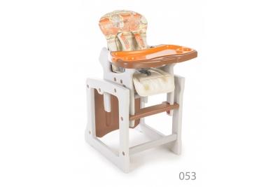 Стульчик-трансформер для кормления Berber Tiesto цвет c-053.
