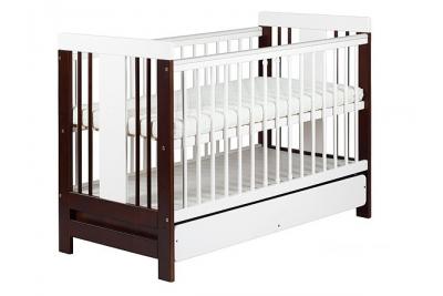 Детская кроватка KLUPS Radek VI с ящиком