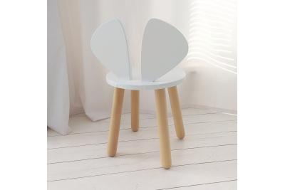 Детский столик и стульчик коллекция Зайка  (комплект 1+1)