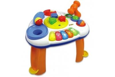 Развивающий музыкальный столик-трансформер Smily play