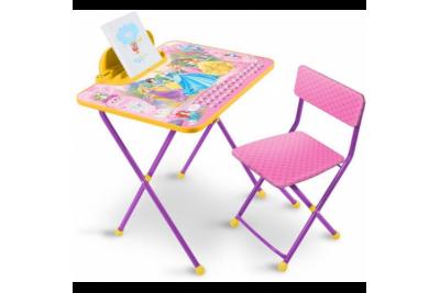 Набор детской мебели Ника Принцесса Disney
