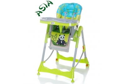 Cтульчик для кормления 4BABY Kid Continental Asia.