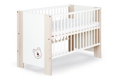 Детская кроватка KLUPS Megi WOC 120/60.