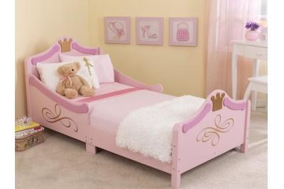 Кровать детская от года Принцесса арт 761398