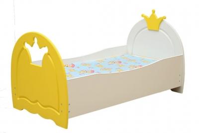 Кровать подростковая Корона арт-02 с  матрасом.