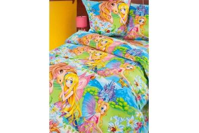 Детское постельное для подростков «Страна чудес». (бязь)