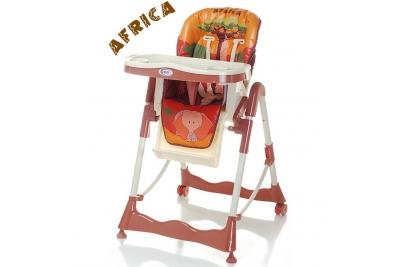 Cтульчик для кормления 4BABY Kid Continental Africa.