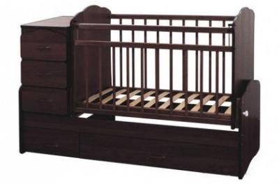 Детская кроватка трансформер СКВ 930038.