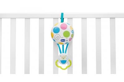 Шезлонг детский Chicco Balloon 2017 цвет салатовый.