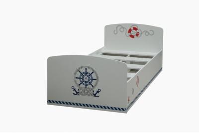 Кровать подростковая Кораблик