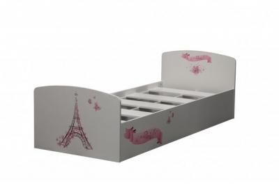 Кровать подростковая Париж Лего 2