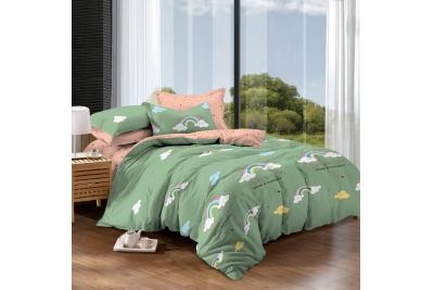 Детское постельное для подростков «Сладкое небо». (поплин)