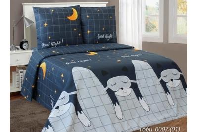 Детское постельное для подростков Тобби (бязь)
