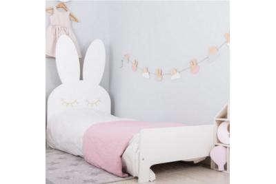 Кровать подростковая Заяц арт2 от ТМ Baby-Boo 1800х800.