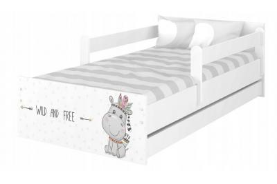"""Кровать подростковая Max XL """"Индиана"""" с матрасом."""