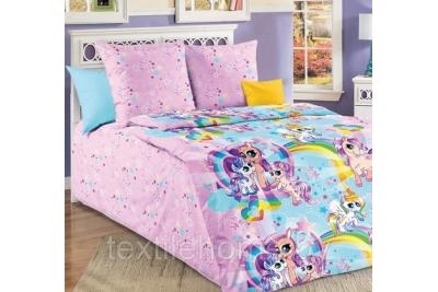 Детское постельное для подростков «звездочка Пони».