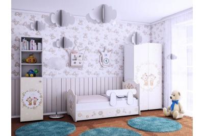 Детская комната Мишутки.