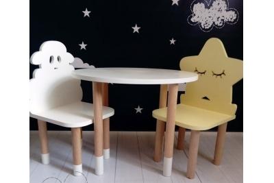 Детский стол и стул Бараш и Звездочка код товара 5707
